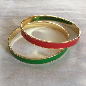 Gap Bangle Bracelets